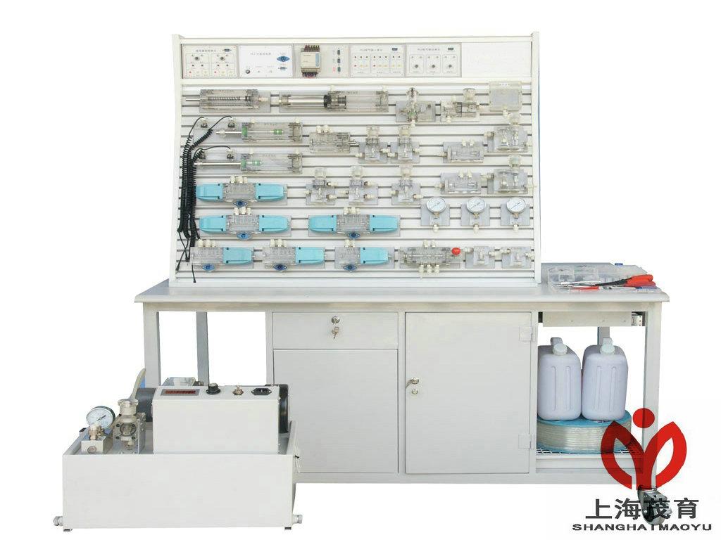 液压PLC控制实验系