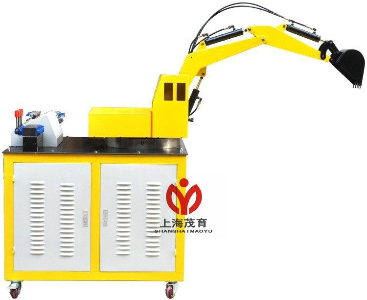 挖掘机液压系统与P