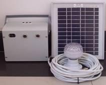 太阳能便携式电源