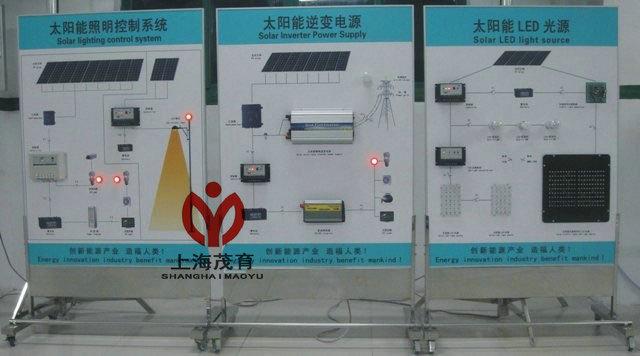 光伏发电系统集成