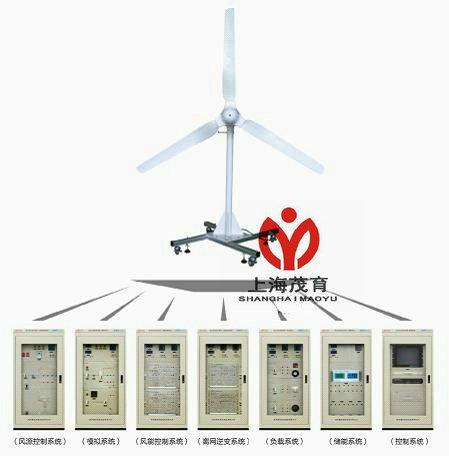 6,储能系统    7,控制系统    8,风机 三,系统参数:    1,风力发电