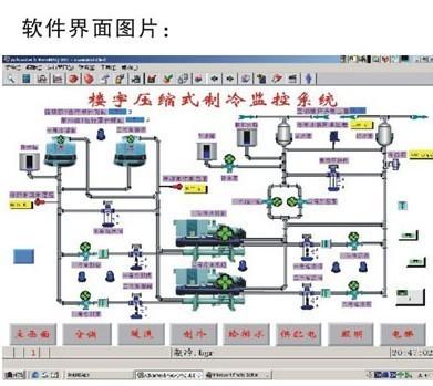 第二实训平台:楼宇冷却水监控系统    实训十五:按线路图将各部分
