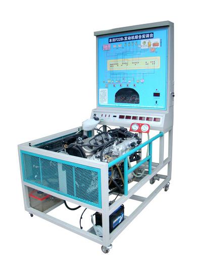 供应上海茂育制造myq-01汽车f22b1发动机实验台