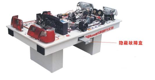 8比例制造,附汽车电路         07           桑塔纳2000型汽车驱动部