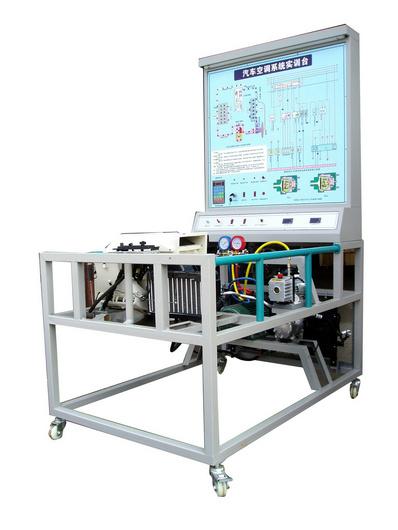 系统结构:     1,桑塔纳手动空调系统