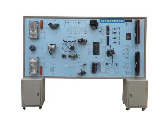 桑塔纳2000全车电路电器系统实验台图片