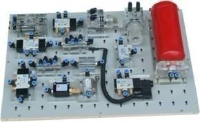 ar2000 1 手动换向阀 h210— 08 1 单电磁换向阀(二位五通) 4v图片