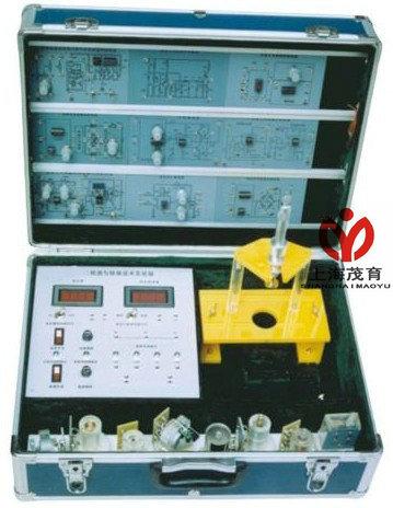 实验用电设有漏电保护及熔丝短路保护,直流电源设置短路保护电路.
