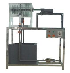 生物转盘实验装置