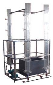 沉降实验装置