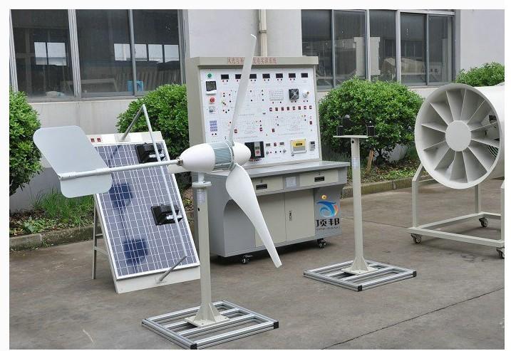 风光互补发电测量