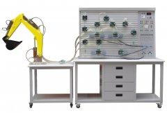 液压PLC控制实验装