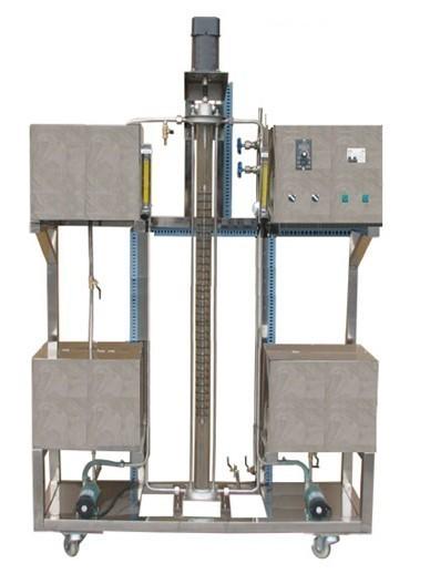 振动筛板萃取实验