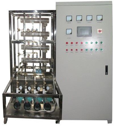实训三 双泵切换变频恒压供水实训   实训四 生活水系统静态压力