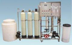 反渗透纯水实验装