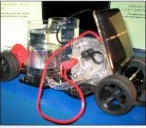 氢燃料电池模型车