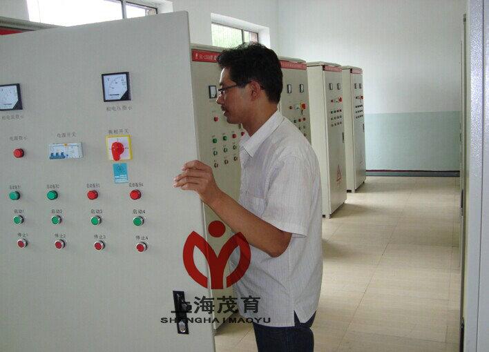 它包括了照明电路,电力拖动控制电路等实验与实操接线等项目,从而大大