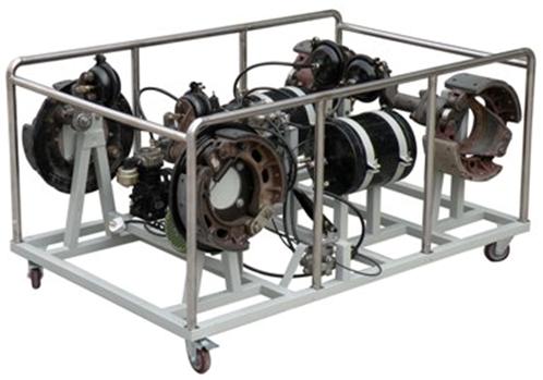 气压制动系统实验台图片