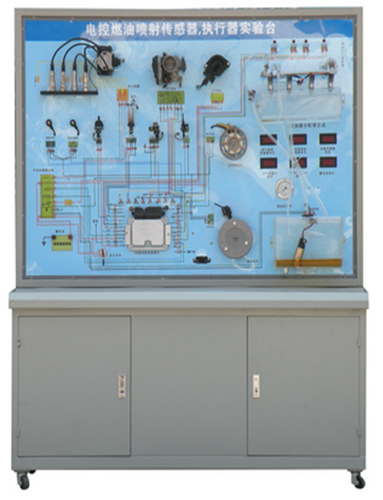 电控汽油喷射系统