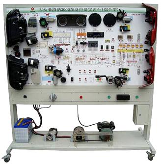 电路系统的组成结构和电路元件通过数据传输执行工作