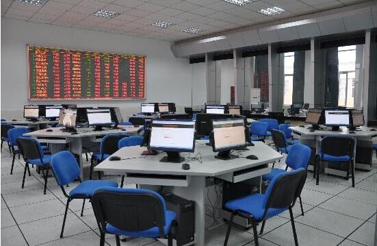 金融模拟实验室设