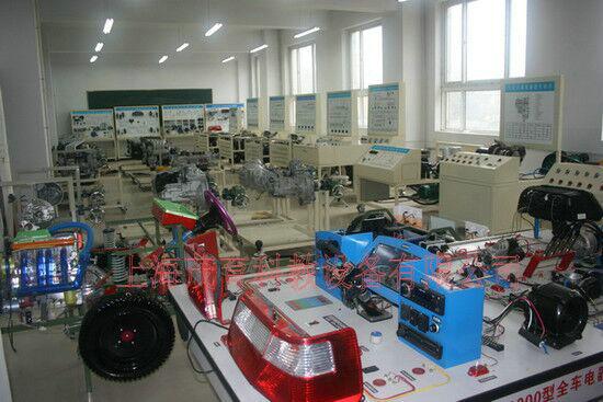 桑塔纳3000全车仿真电路实验台-上海茂育公司
