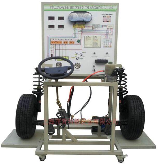 产品组成:采用ls400电控动力转向系统和各总成,主要配置转向控制