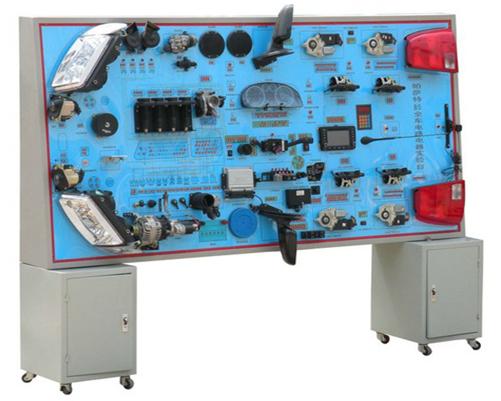 帕萨特b5全车电路电器系统实验台-上海茂育公司
