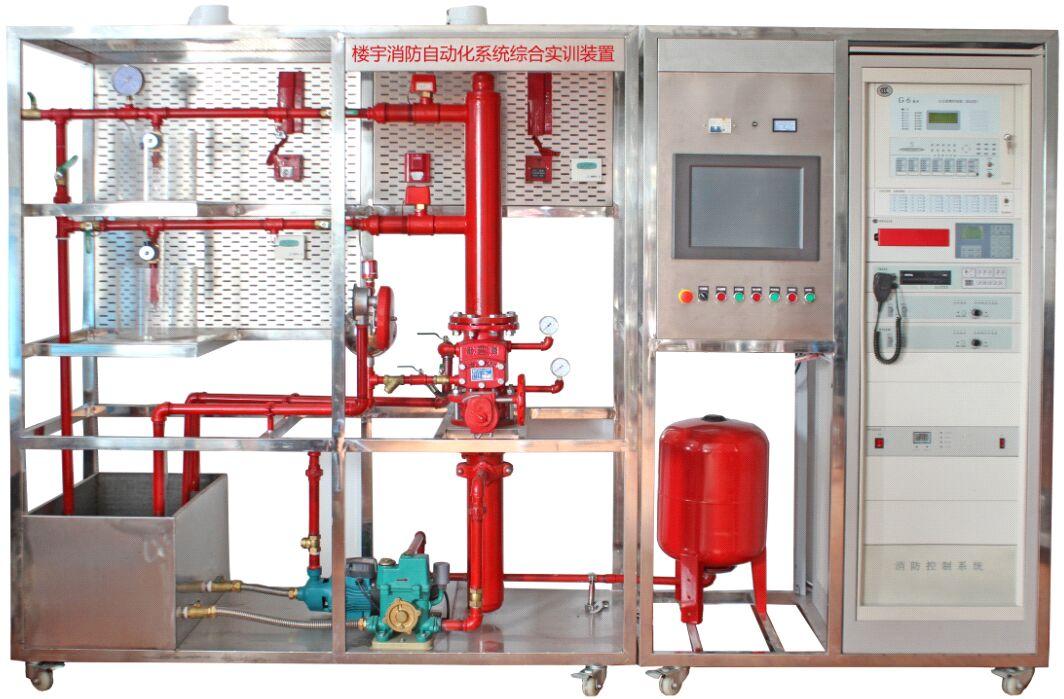 智能楼宇消防系统的分析与配置