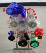 丰田V6缸发动机总