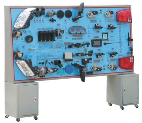 帕萨特B5整车电器