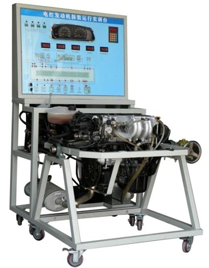丰田5A电控发动机