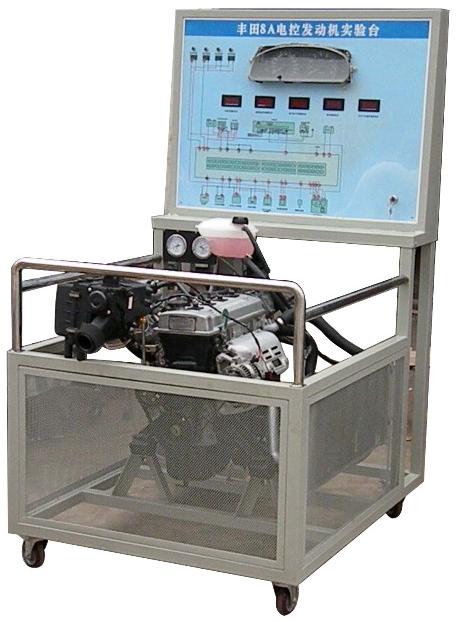 丰田8A电控发动机
