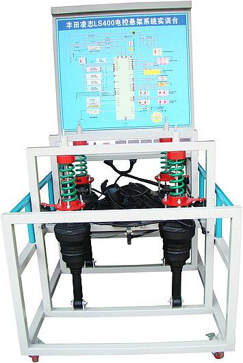 凌志LS400电控悬架