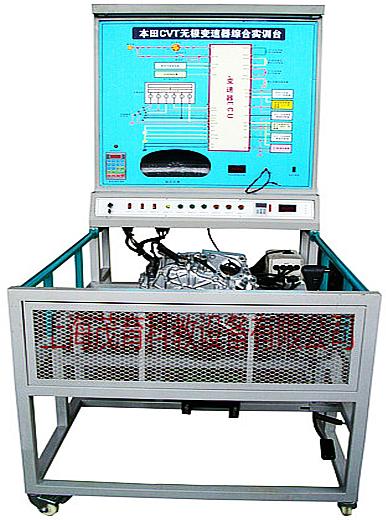 4,实训台面板上安装有检测端子,可直接在面板上检测各传感器