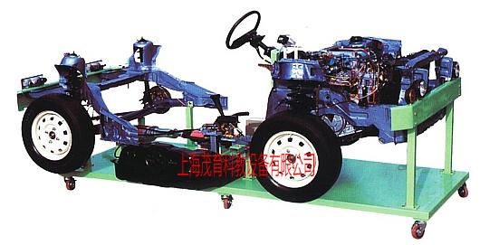 汽车整车构造与传