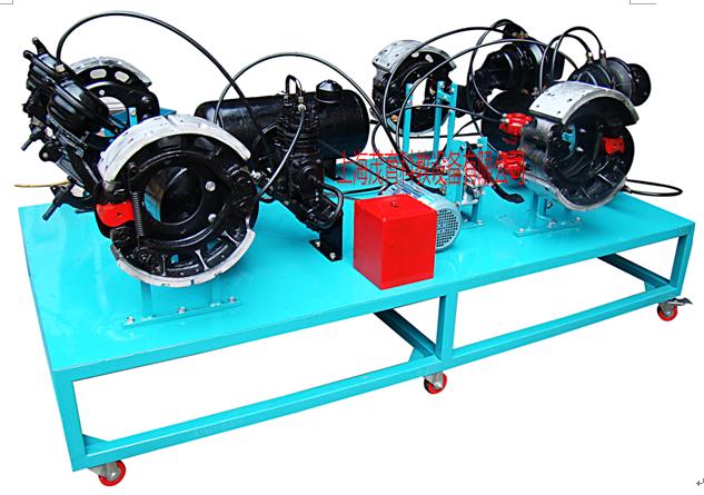 气压制动系统实验