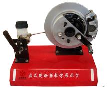 盘式制动器解剖模
