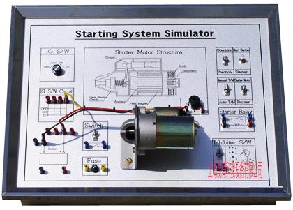 示教板工作采用普通220v交流电源,经内部电路变压整流转换成12v直流电