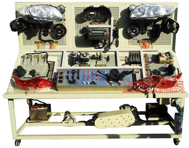4,适用于汽车职业技能电工鉴定接线考核的需要.