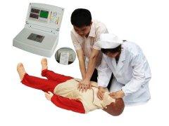 急救心肺复苏模拟