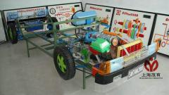 驾校透明汽车模型