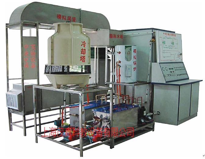 中央空调实验装置