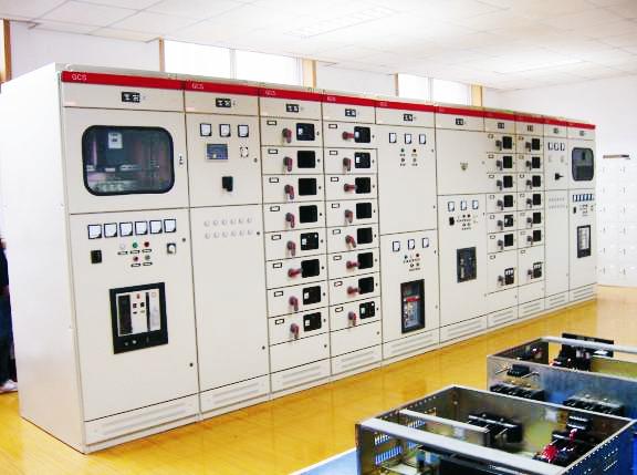 配电系统一,二次接线图