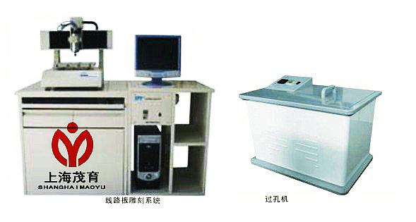 环保型PCB制板工艺