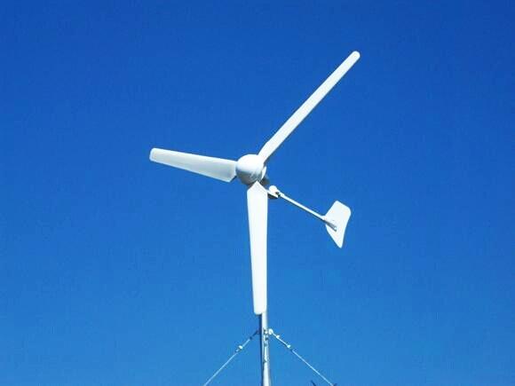 1KW永磁风力发电机