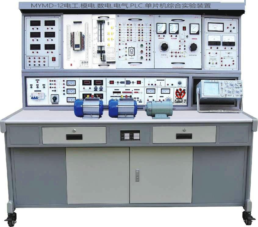 ,纹波电压: <5mV。 E组:单相交流市电输出,供用户自备设备使用。 2、函数信号发生器: 2.1波形:正弦波、三角波、方波脉冲波、锯齿波、TTL方波、矩形波。 2.2频率范围:由0.1Hz到2MHz,分七个频率档级。 2.3正弦波失真度:10-30Hz<3% 30Hz-100KHz≤1% 2.4方波响应:前沿/后沿≤100nS(开路) 2.