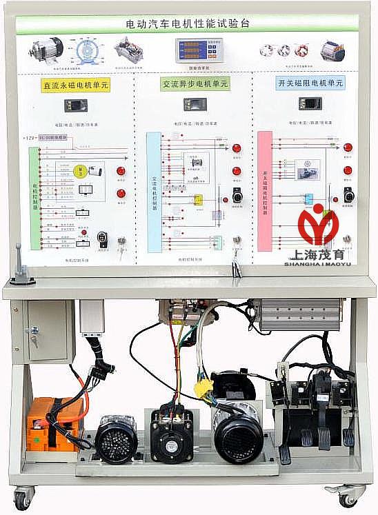 在质保范围内提供对电动汽车电机性能实验台的免费维修,超出条件承诺