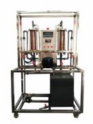 冷热泵循环演示装