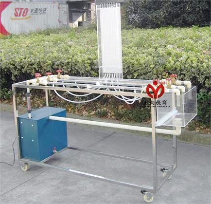 管路串并联实验装